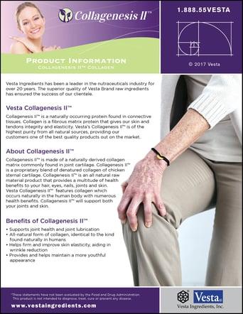Collagenesis II_brochure